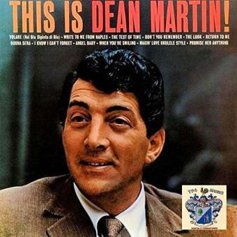 This is Dean Martin - LP