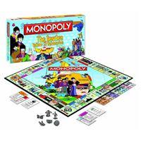 Monopoly Beatles: Yellow Submarine - Winning Moves