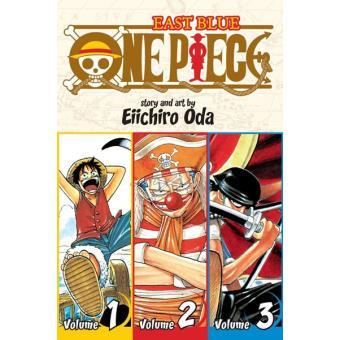One Piece Omnibus Edition Vol 1