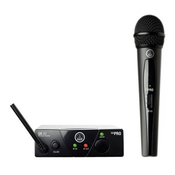 Sistema Wireless WMS40 (537.500 MHz) AKG