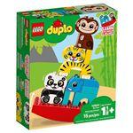 LEGO DUPLO Creative Play 10884 Os Meus Primeiros Animais Equilibristas