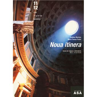 Manual do Aluno Noua Itinera de Latim - 11º e 12º Anos