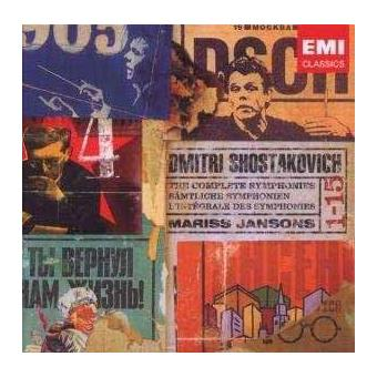 Complete Symphonies (Limited BoxSet Edition)