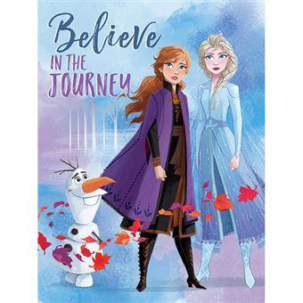 Poster Frozen: Believe in the Journey