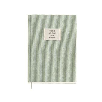 Caderno Miquelrius Bombasine - This is no Time for Boring A5