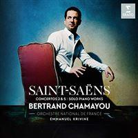 Saint-Saëns - Piano Concertos - Nos 2, 5 & Piano Works - CD