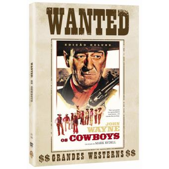 2a407341026be The Cowboys (Los Cowboys) - Mark Rydell - Compra filmes e DVD na Fnac.pt