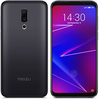Smartphone Meizu 16TH - 128GB - Preto