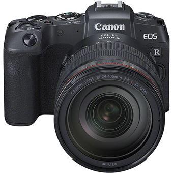 Canon EOS RP + RF 24-105mm f/4L IS USM + Adaptador EF-EOS R