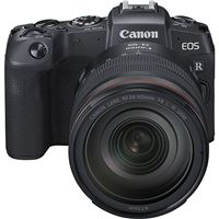 Canon EOS RP + RF 24-105mm f/4L IS USM + Adaptador EF-EOS R