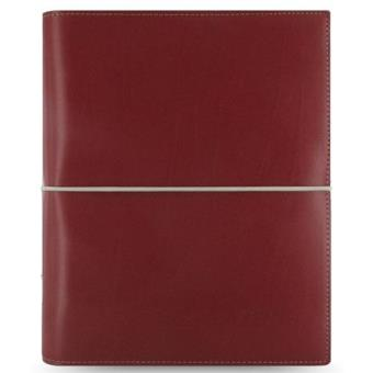 Filofax: Agenda Semanal Domino A5 Vermelho