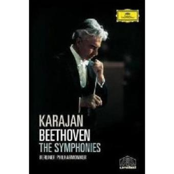 Beethoven |  The Symphonies (3DVD)
