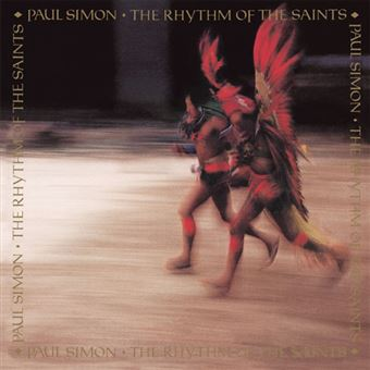 The Rhythm of the Saints - LP 12''