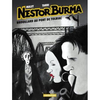 Nestor Burma: Brouillard au Pont de Tolbiac