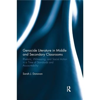 Genocide literature in middle and s