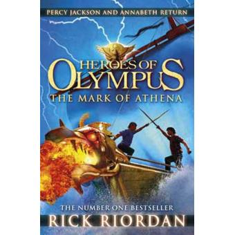 Heroes of olympus the mark of athen