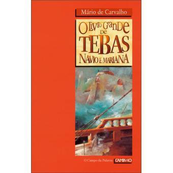 O Livro Grande de Tebas Navio e Mariana