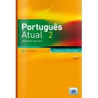 Português Atual 2: Textos e Execícios - QECR Níveis B1/B2