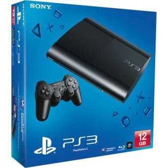 Consola Sony PS3 Slim 12GB