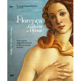 Florença e a Galeria dos Ofícios (DVD)