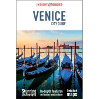 Insight City Travel Guide - Venice
