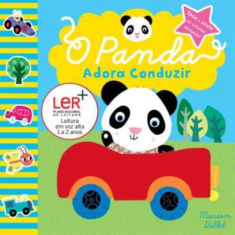 O Panda Adora Conduzir