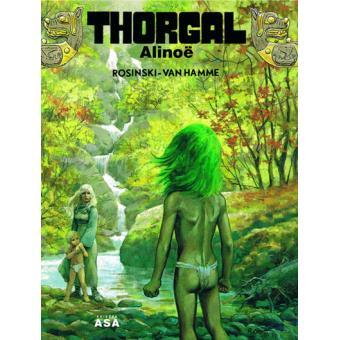 Thorgal - Alinoë
