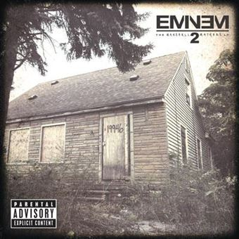 The Marshall Mathers LP 2 (Explicit)