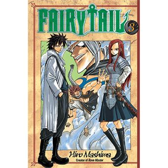 Fairy Tail - Book 3
