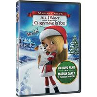All I Want for Christmas is You - DVD