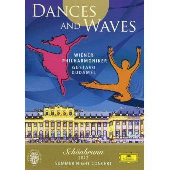 Dances and Waves | Sommernachtskonzert Schonbrunn 2012 (DVD)