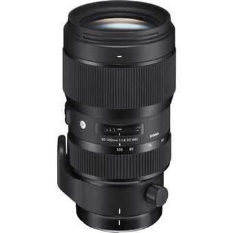 Objetiva Sigma 50-100mm f/1.8 DC HSM Art para Canon EF