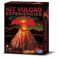 Kit Vulcão - Experiências