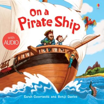On a Pirate Ship: For tablet devices