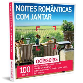 Odisseias 2019 - Noites Românticas com Jantar