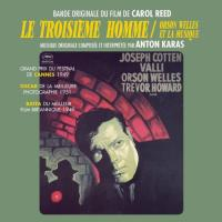 BSO The Third Man: Orson Welles & La Musique