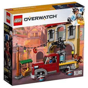 LEGO Overwatch 75972 O Showdown de Dorado