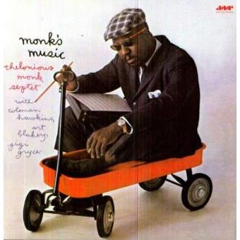 Monk`s music - (LP)(180g)