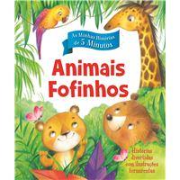 As Minhas Histórias de 5 Minutos: Animais Fofinhos