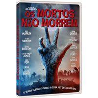 Os Mortos não Morrem - DVD