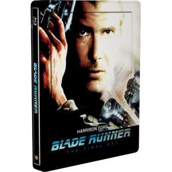 Blade Runner: The Final Cut - Edição Caixa Metálica (Blu-ray+DVD)