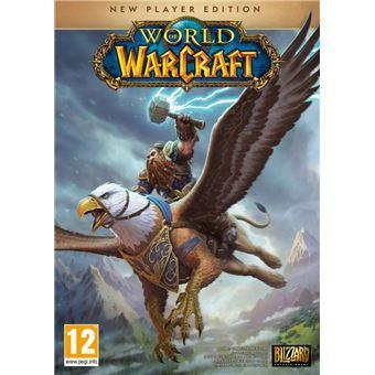 Jogo World of Warcraft: New Player Edition - PC