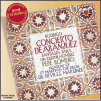 Rodrigo | Concierto de Aranjuez & Fantasia para un Gentilhombre