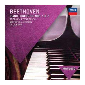 Beethoven | Piano Concertos N.1 & 2