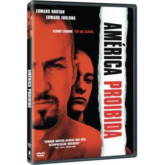 América Proibida (DVD)
