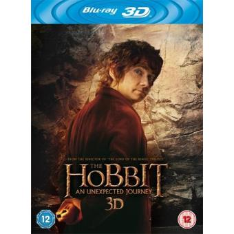 The Hobbit: An Unexpected Journey (Blu-ray 3D + 2D)