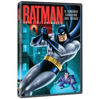 Batman: O Lendário Cavaleiro das Trevas