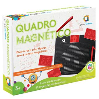 Quadro Magnético - ambarscience