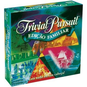 Trivial Pursuit - Edição Familiar
