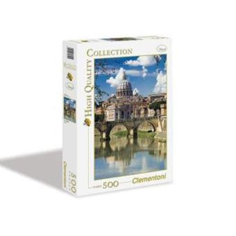 Puzzle Roma (500 Peças)